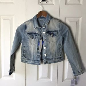Girls NWT Calvin Klein Jacket
